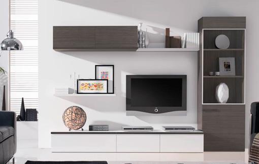Pin Muebles Para Salón Y Tv Acerbis on Pinterest